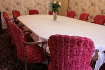 Manchester conference rooms Coworking space Ziferblat Edge Street - The Dining Room image 2