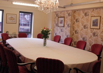 Manchester conference rooms Coworking Space Ziferblat Edge Street - The Dining Room image 1