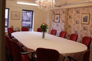 Manchester conference rooms Coworking space Ziferblat Edge Street - The Dining Room image 5