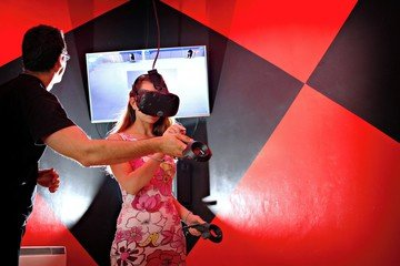 Birmingham corporate event venues Besonders Matrix Virtual Reality image 6