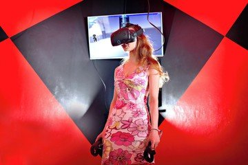 Birmingham corporate event venues Besonders Matrix Virtual Reality image 5