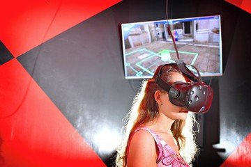 Birmingham corporate event venues Besonders Matrix Virtual Reality image 2