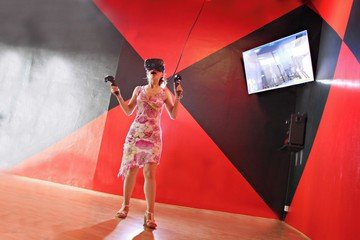 Birmingham corporate event venues Besonders Matrix Virtual Reality image 1