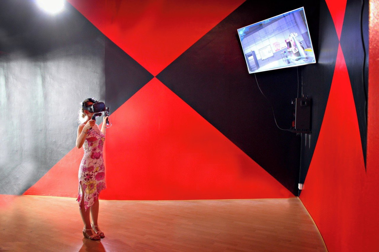Birmingham corporate event venues Besonders Matrix Virtual Reality image 0