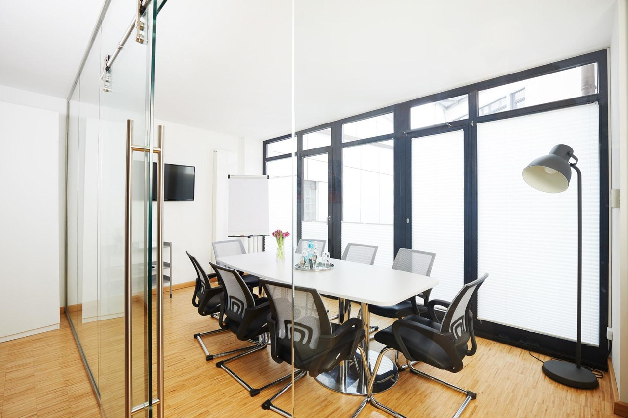 Hamburg workshop spaces Salle de réunion  image 0