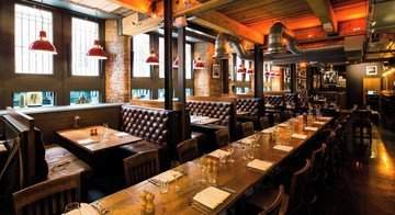 Manchester corporate event venues Restaurant The Albert Square Chop House - The Restaurant - image 1