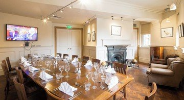 Manchester corporate event venues Meeting room The Albert Square Chop House -The Thomas Worthington Suite image 1