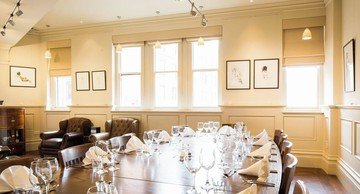 Manchester corporate event venues Meeting room The Albert Square Chop House -The Thomas Worthington Suite image 0