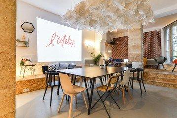 Paris workshop spaces Unusual The Kitchen Reeve CA image 14