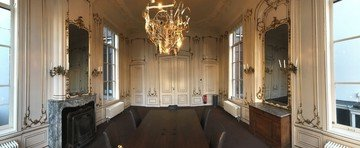 Amsterdam training rooms Meeting room Herengracht white room image 4
