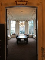 Amsterdam  Meeting room white room Herengracht image 1