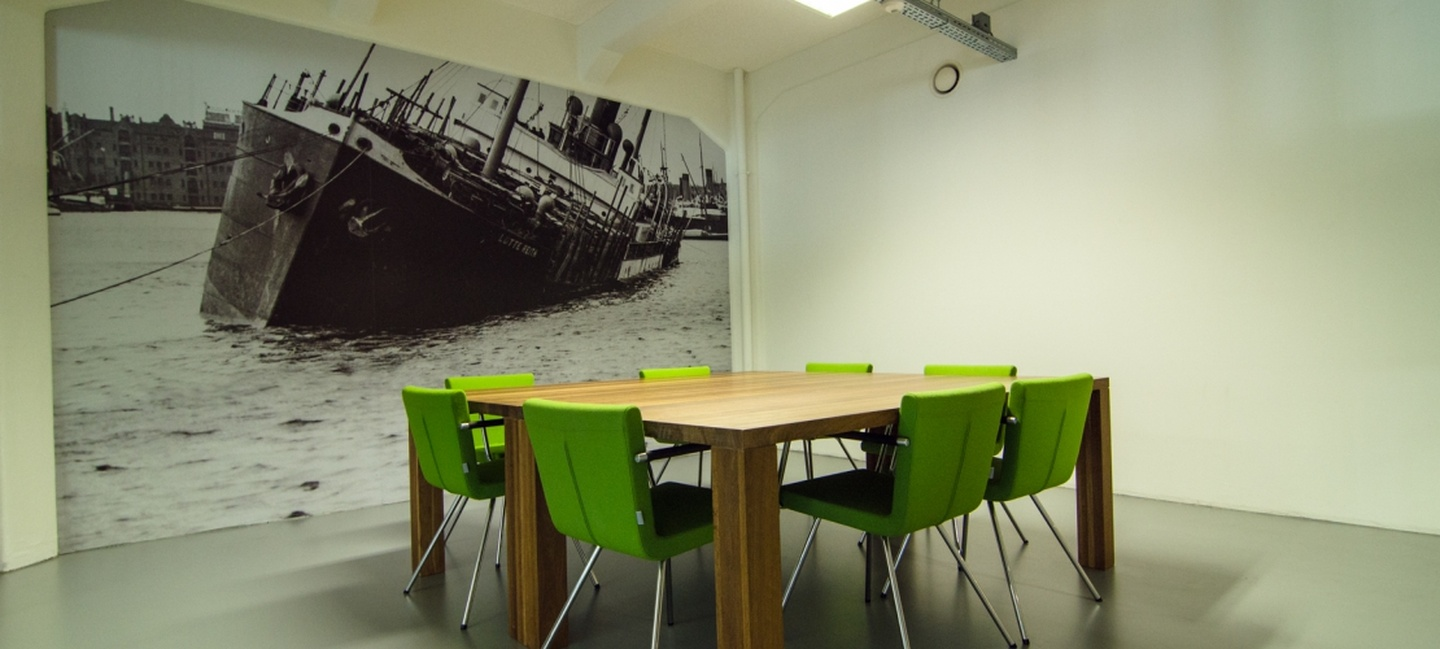 Amsterdam conference rooms Meetingraum HNK Amsterdam Houthavens - V1 image 1
