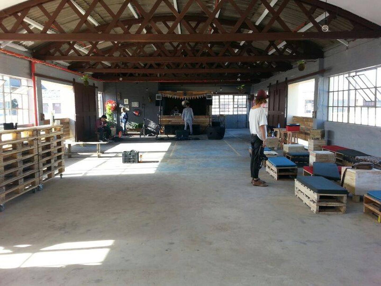 Le Cap workshop spaces Salle de réception ColorBox Studios image 11