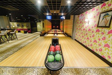 Manchester corporate event venues Besonders All Star Lanes - The Jungle Room image 4
