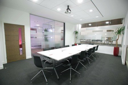 Manchester training rooms Espace de Coworking Bruntwood - Lowry House - Room 1 image 0