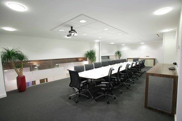 Manchester training rooms Coworking Space Bruntwood - Lowry House - Room 6 image 0