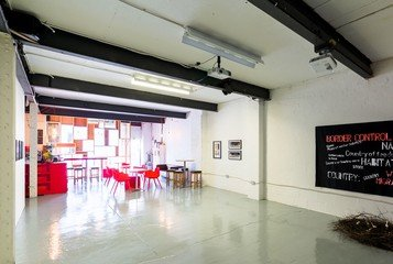 Birmingham Workshopräume Galerie d'art Centrala - Gallery Space image 0