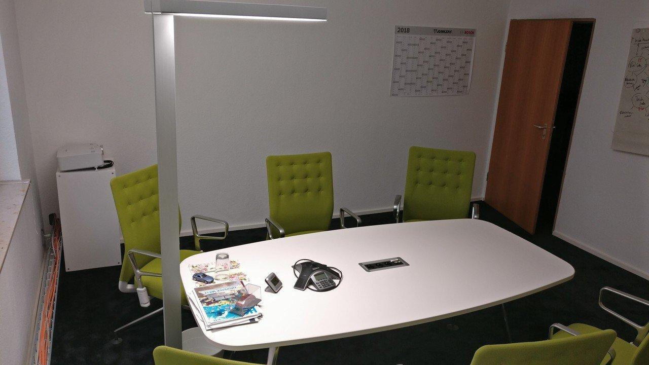 Stuttgart  Salle de réunion Meeting Strohstr. 34 image 0