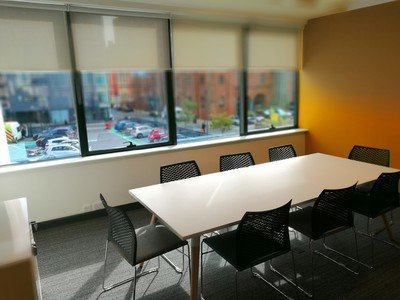 Manchester training rooms Espace de Coworking Bruntwood - 111 Piccadilly - Room 1 image 0