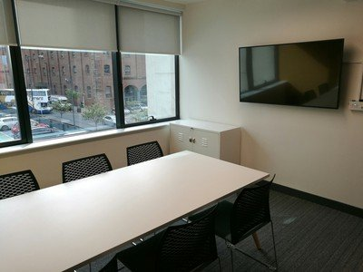 Manchester training rooms Coworking space Bruntwood - 111 Piccadilly - Room 2 image 0