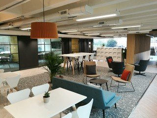 Manchester training rooms Coworking Space Bruntwood - 111 Piccadilly - Room 3 image 2