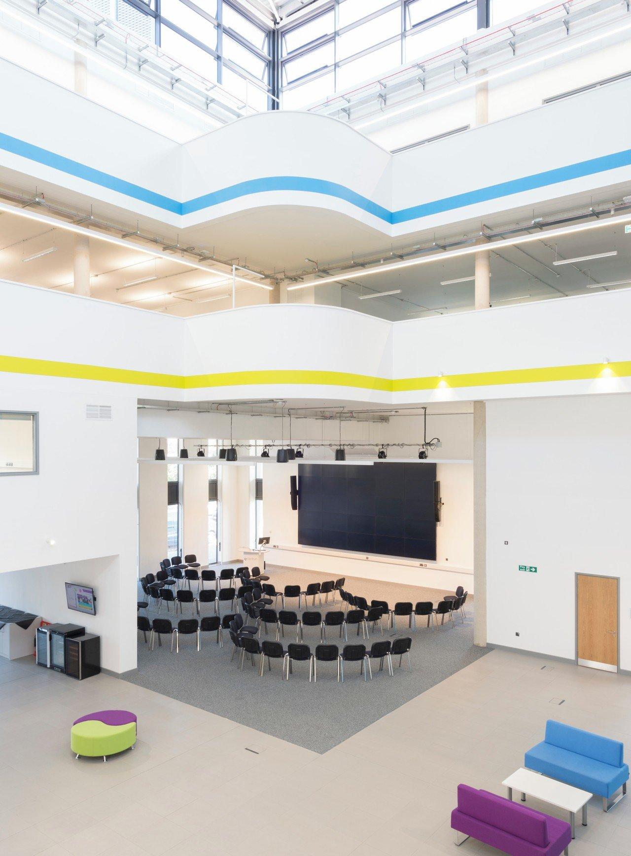 Birmingham workshop spaces Meetingraum iCentrum - Auditorium & Atrium image 0