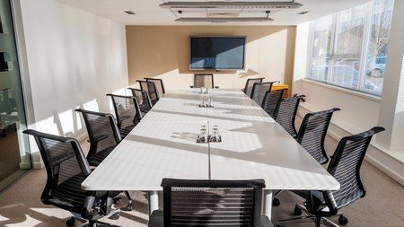 Manchester seminar rooms Coworking space Bruntwood - Landmark House - Room 2 image 0