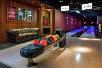 London corporate event venues Unusual All Star Lanes - The Club House - Holborn image 1