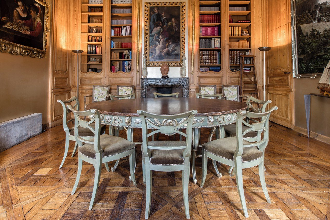 Paris  Salle de réunion ESPACE MAZIN 1728 image 5