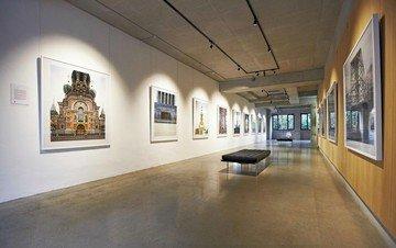 Autres villes workshop spaces Galerie d'art Black eye gallery image 0