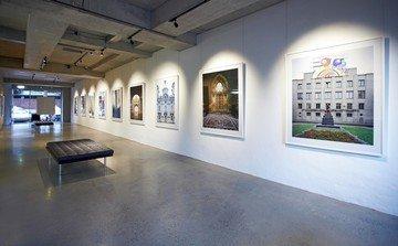 Autres villes workshop spaces Galerie d'art Black eye gallery image 11
