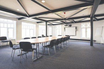 Manchester seminar rooms Meetingraum Manchester Cathedral Visitor Centre - Conference Room One image 1