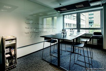 Frankfurt am Main training rooms Meetingraum Design Offices FFM - Meet & Move Room image 0