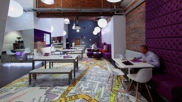 Manchester seminar rooms Salle de réunion MSP Central - The Atrium - image 3