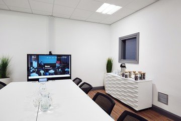 Manchester seminar rooms Meetingraum MSP - Greenheys Meeting Room 3 image 0
