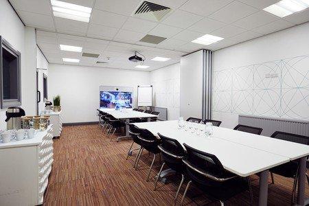 Manchester seminar rooms Salle de réunion MSP - Greenheys Meeting Room 1+2 image 0