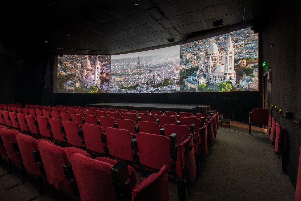 Paris corporate event spaces Kino Filmtheater image 0