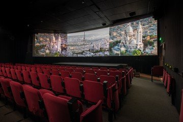 Paris  Screening room Paris Story image 0