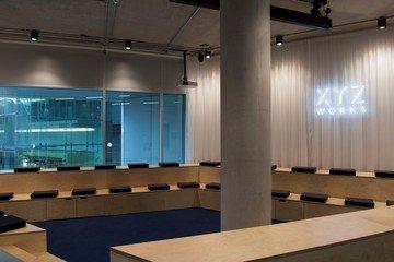 Manchester seminar rooms  XYZ Works - Agora image 1