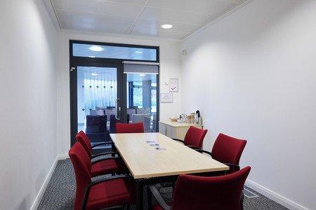 Manchester seminar rooms Meeting room SIF Meeting Room 1 image 2