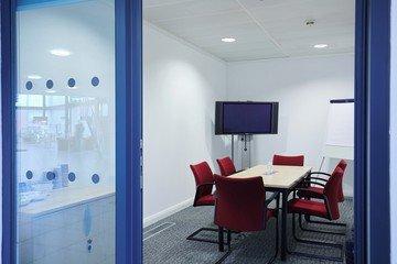 Manchester seminar rooms Meetingraum SIF Meeting Room 2 image 3