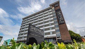 Sheffield  Meeting room Sheffield Metropolitan Hotel image 2
