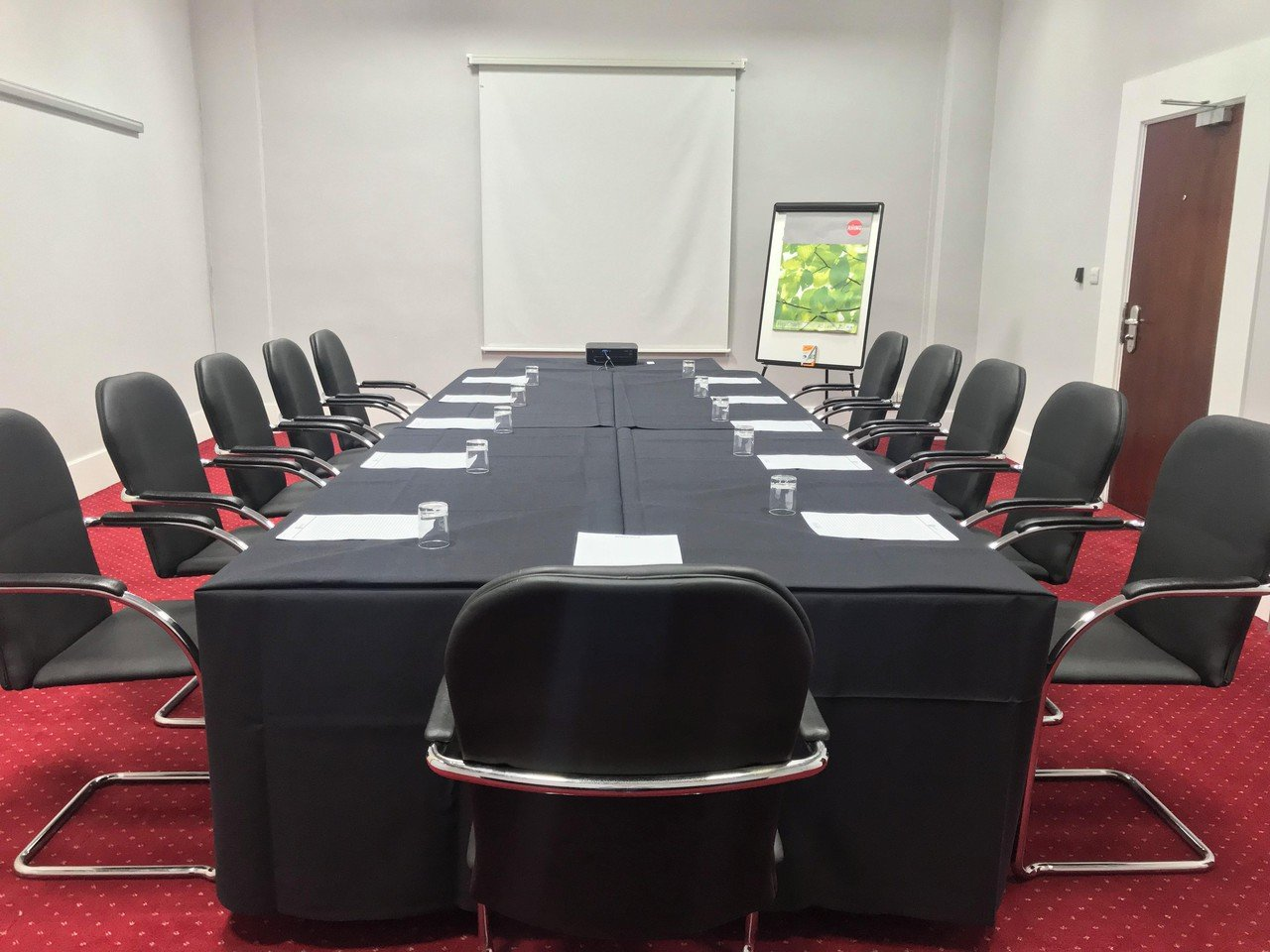 Sheffield seminar rooms Meeting room Sheffield Metropolitan Hotel - Omega Suite (CA) image 7