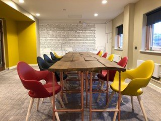 Sheffield workshop spaces Meetingraum Jonas Hotel - The Study image 0