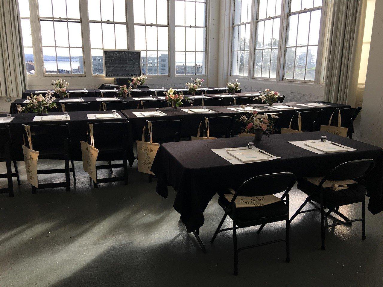 San Francisco corporate event venues Foto Studio LUX-SF Studio A+B (CA) image 4