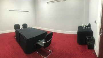 Sheffield conference rooms Meetingraum Sheffield Metropolitan Hotel  -Beta Suite image 2