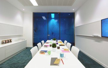 Manchester seminar rooms Terrace MSP - CityLabs - The Blue Room image 0