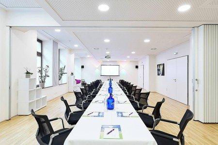 Leipzig Besprechungsräume Meeting room Im Einklang image 2