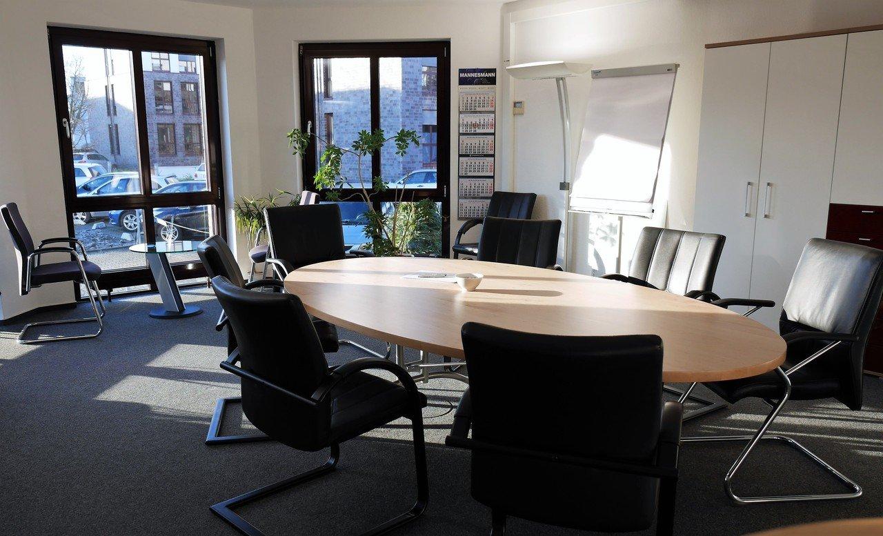 Dortmund  Salle de réunion Meeting room GUP image 2