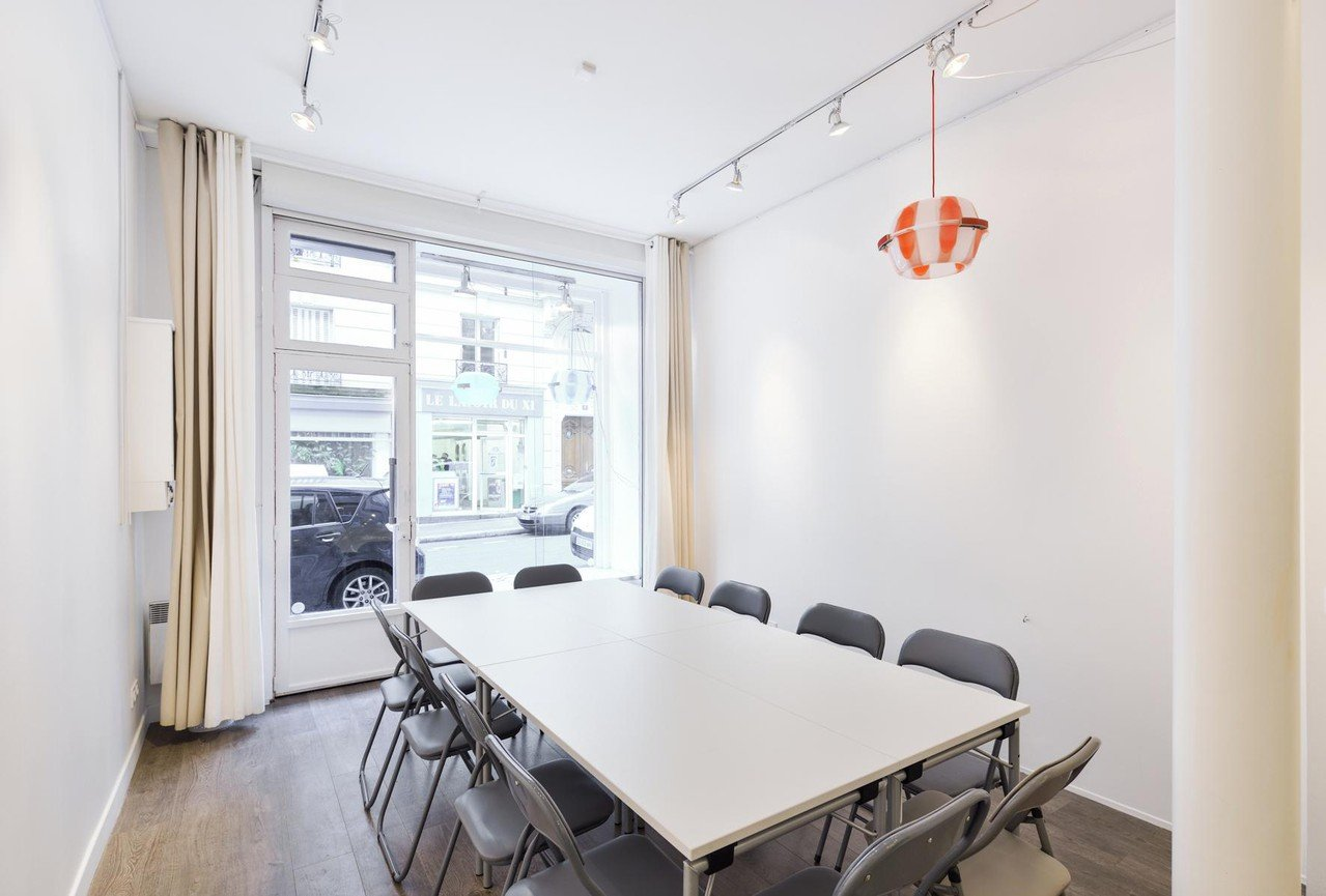 Paris Salles de formation  Meeting room Le 8 Petion image 0